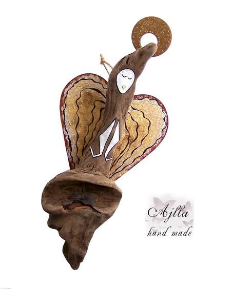 anioł z duszą