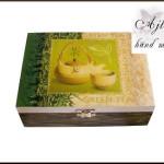 pudełko na herbatę